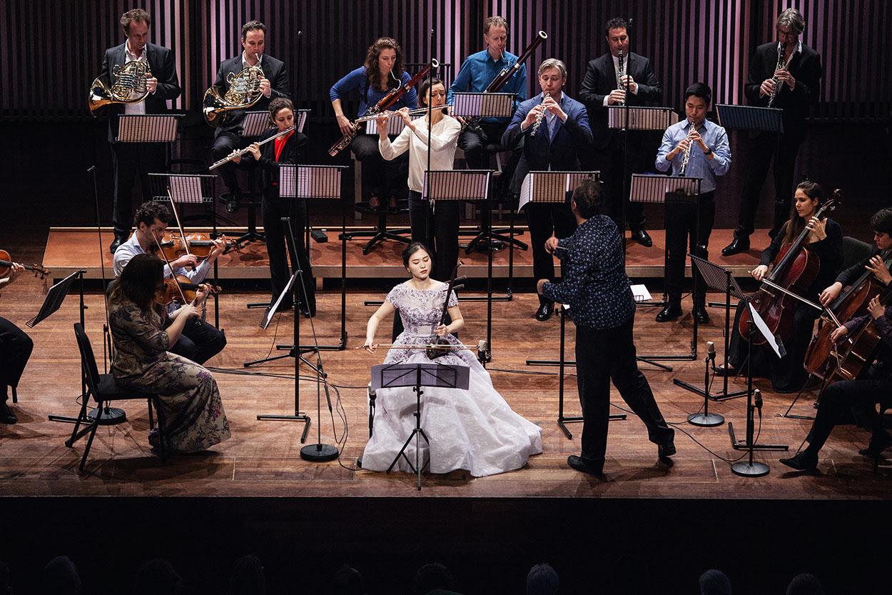 10. erhu + orkest